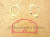 Gaskets, Rocker Box, Set, BSA A7/A10 1949-1963, 67-0277/67-0278